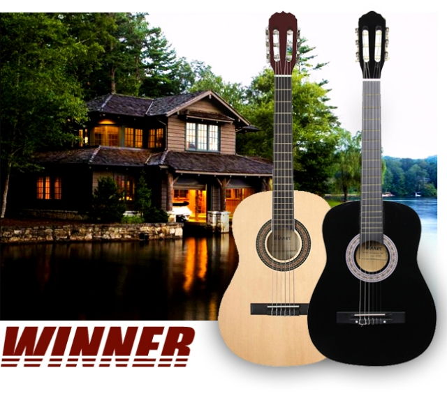 Promoção Violões Winner